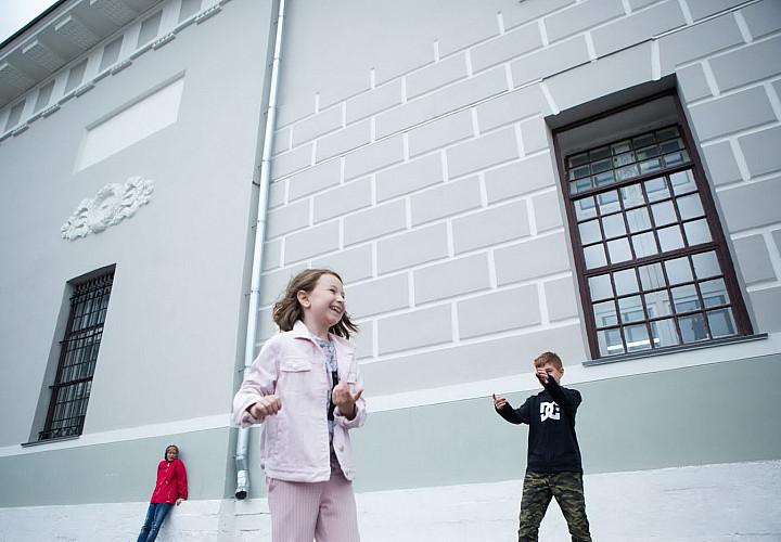 Осенние каникулы в Детском центре Музея Москвы