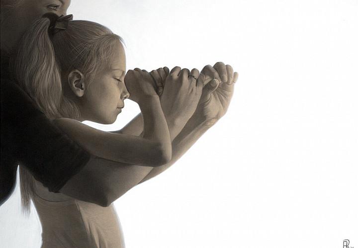 Выставка «Основная реальность» Анастасии Кузнецовой-Руф. 18+