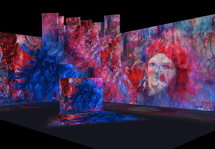 Installation multimédia