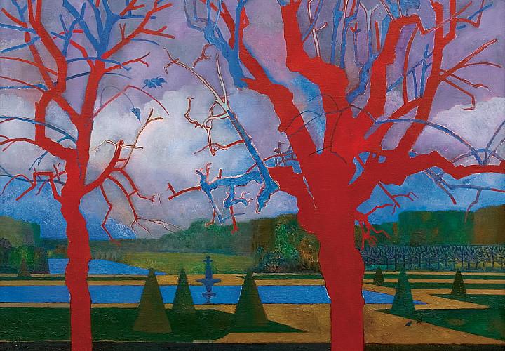 «Чистая живопись». Выставка произведений  Никиты Медведева (1950-2018) и Татьяны Алексеевой