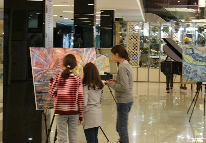 Personal exhibition of Vlami (Fedorova Tatiana)