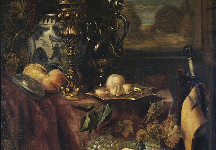 Exhibition of one painting - Abraham van Beyeren
