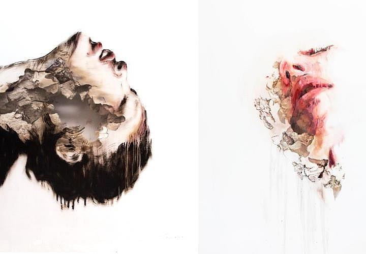 Personal exhibition of Juan Miguel Palacios