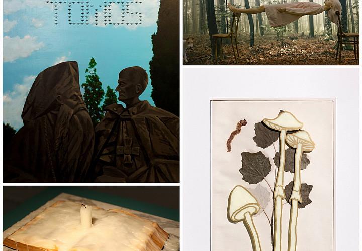 Выставка Андрея Филиппова и Паруйз Давтян «Споры» 0+