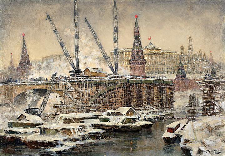 Выставка «Большой Каменный мост»