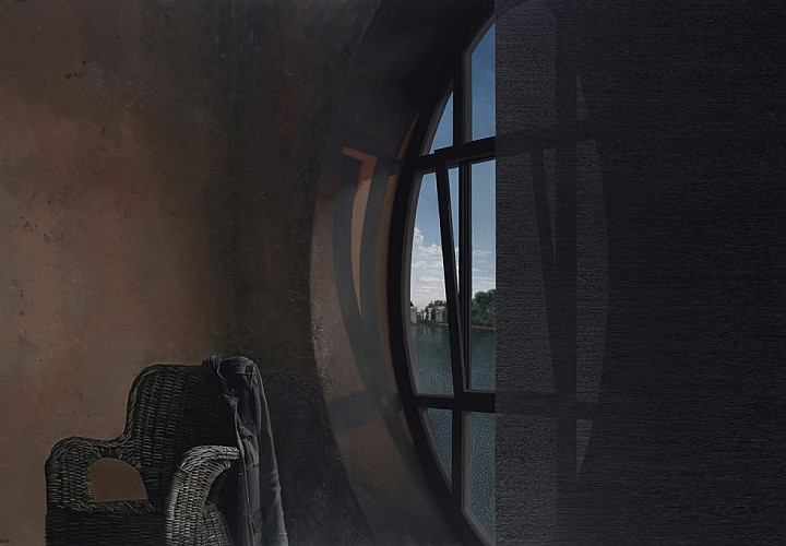 Alexey Begak's ideal room