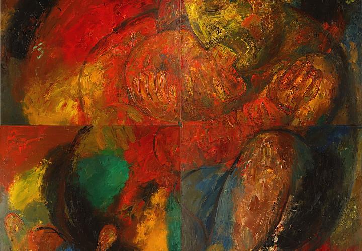 «Краткое содержание». Выставка произведений Ольги Булгаковой