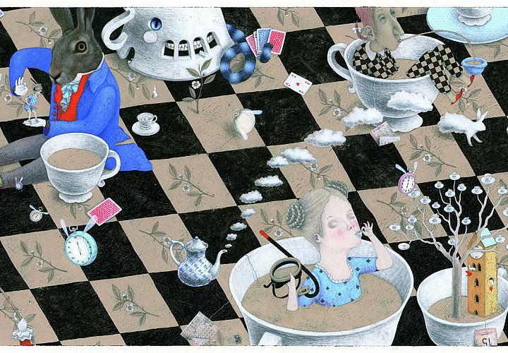 Выставка  «Время пить чай/Its Always Tea-Time»
