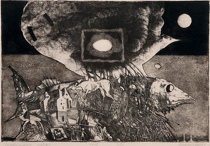 Выставка «Валерий Мошкин. Между двух миров»
