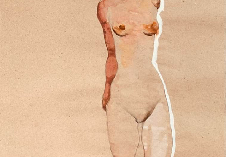 Выставка Юлии Неронска «За границей» 18+