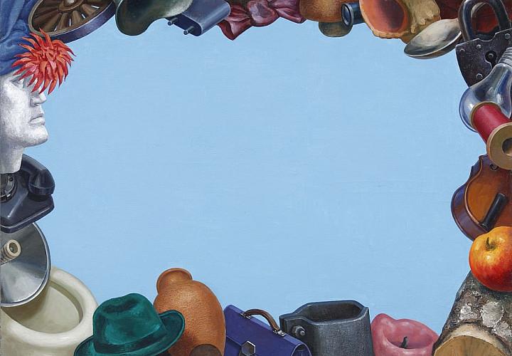 Выставка Андрея Гросицкого «Порядок вещей»