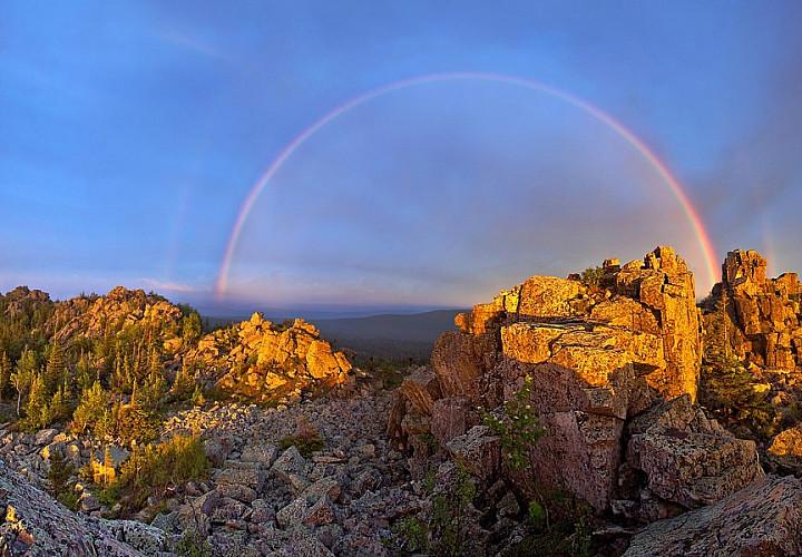 Фотовыставка «Вершины мира. Координаты чудес»