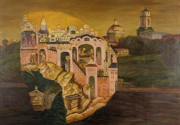 Выставка Катерины Филимоновой «Реконструкция»