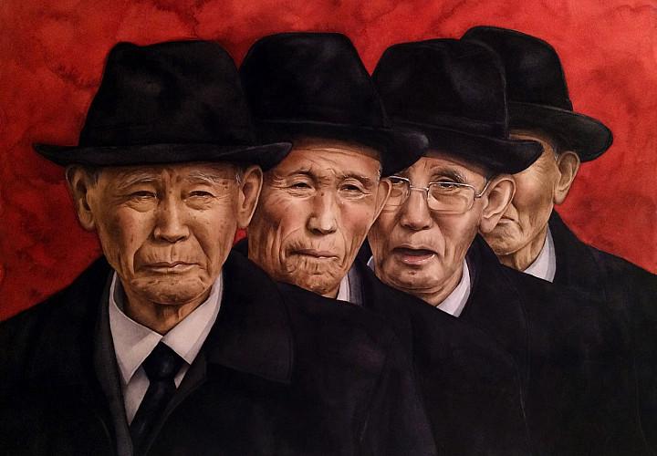 Выставка графики Юлии Шаталовой «От жизни к жизни»