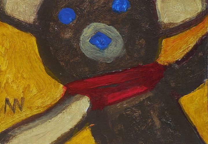 «Таблички. 66. Tablichki». Выставка произведений Николая Терещенко