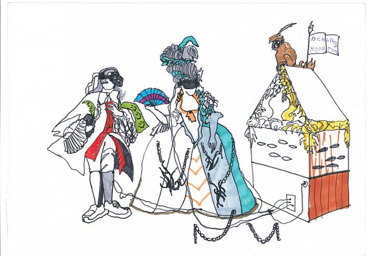 Выставка «Косморама XVIII»