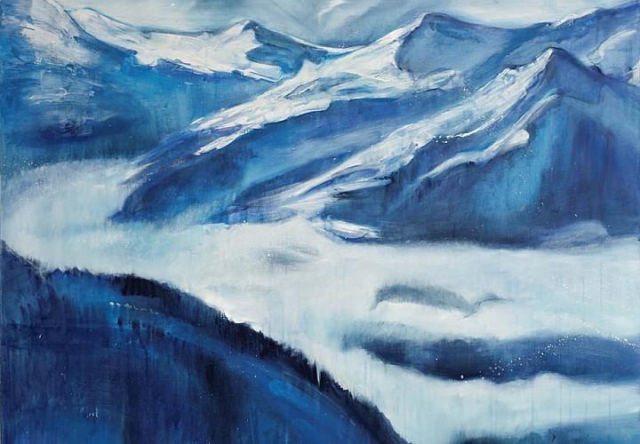 «Стремление вверх». Выставка произведений Елены Старостиной