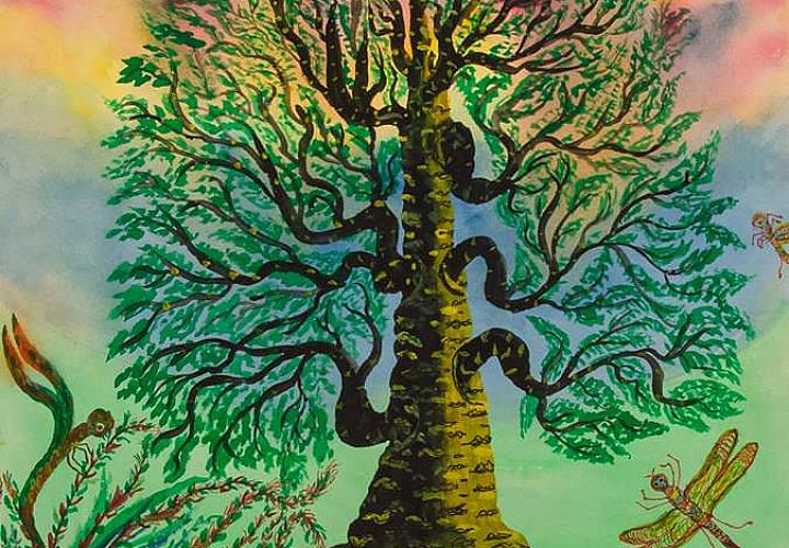 Выставка Ирины Ерёменко «Древо жизни»