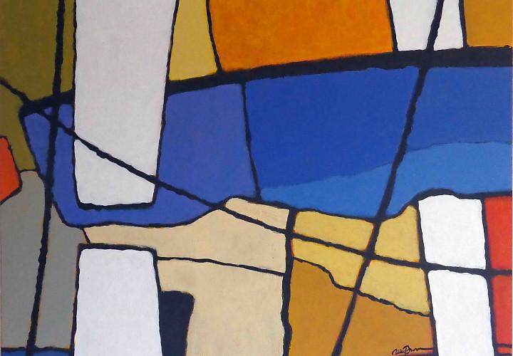 Выставка Игоря Ширшкова «А - абстракция»