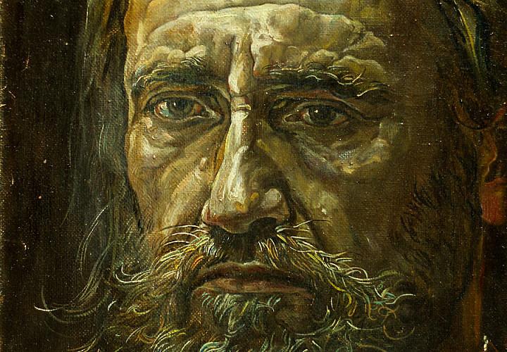 Персональная выставка Александра Москвитина «Дорога за горизонт»