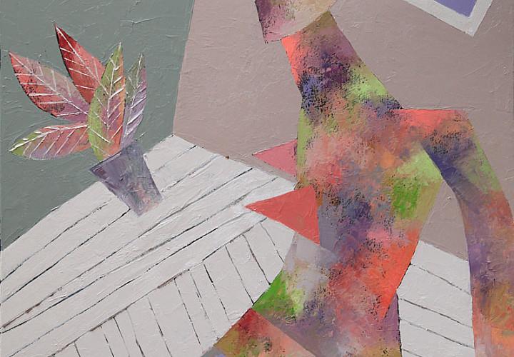 Выставка Андрея Ноды «Преодолевая беспечность»