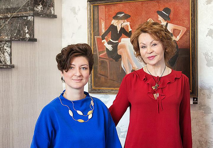 «К истокам женственности». Выставка художника Людмилы Варламовой