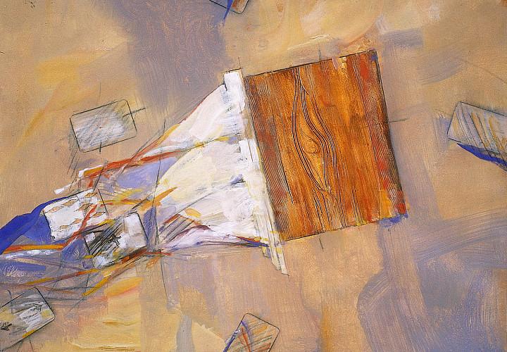 «Пульсации». Выставка произведений из собрания Михаила Алшибая (Москва)
