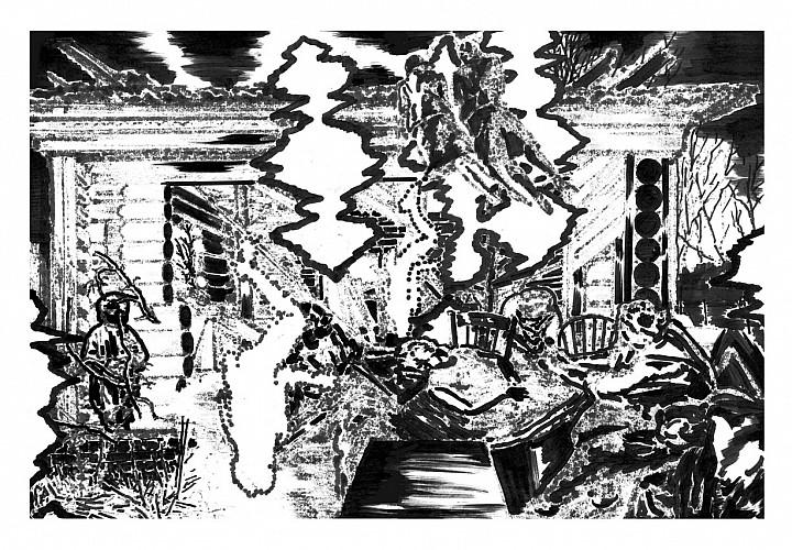 Выставка «ГРАУНД зин фест. Расширение»