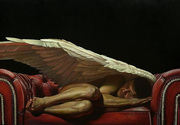 Выставка «Безусловное присутствие» Ивана Коршунова. 18+