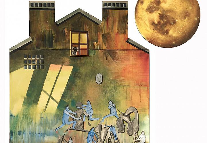 Выставка Динары Хёртнагль «Говорящие стены» 12+