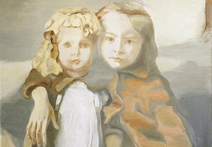 Exposition de peintures de Tanya Rausch