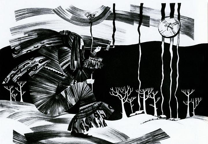 Persönliche Ausstellung von Margarita Marcinechko