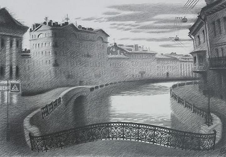 Exhibition by Yulia Kokueva