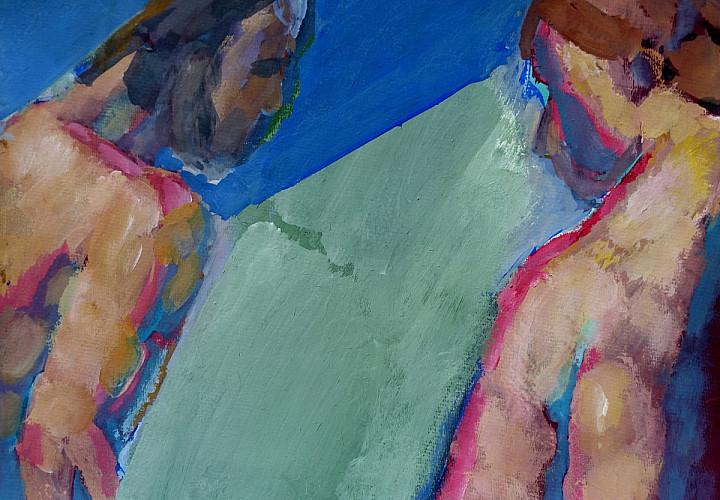«Равноденствие». Выставка произведений  Виктора и Ирины Калининых