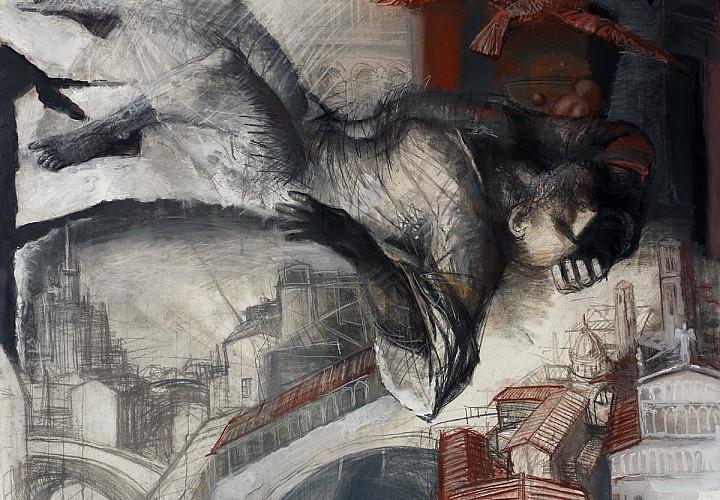 «Ближний круг». Выставка произведений Дмитрия Иконникова