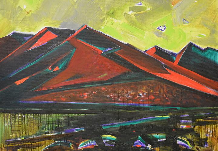 Выставка-фестиваль «Век и вечность. Изобразительное искусство России и Монголии»