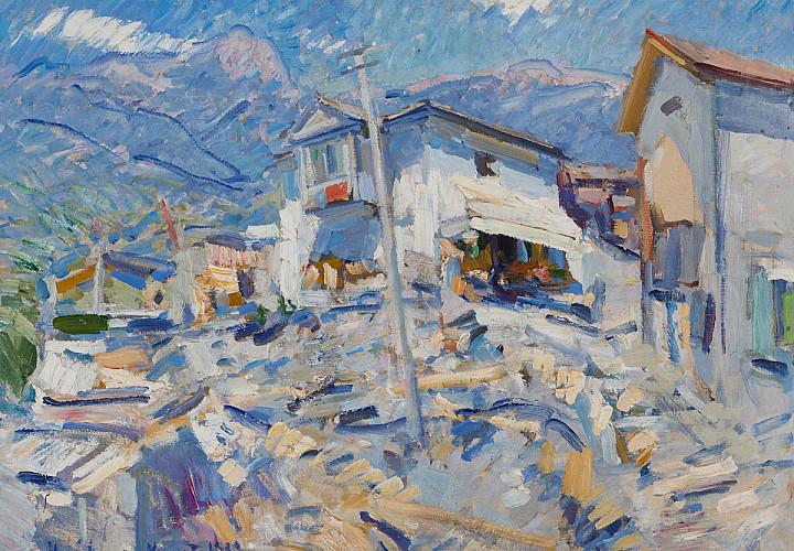 Выставка «Шедевры русского искусства из американских коллекций»