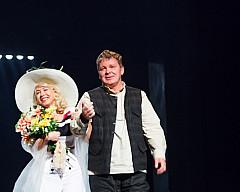 ЧАЙКА (16+) комедия в двух актах