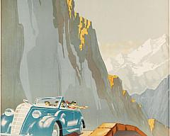«История Интуриста в советском туристическом плакате. Из частных собраний»