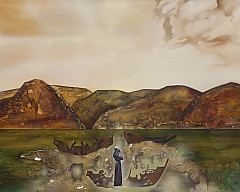 Выставка «Бесценный дар. Классики и современники  иркутской школы живописи и графики»