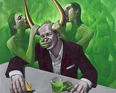 Выставка Александра Брашкина «Не в твоем уме» 18+