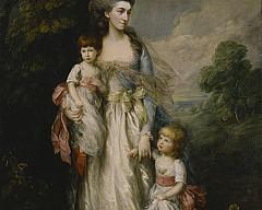 «Томас Гейнсборо»: главные произведения из собраний Великобритании