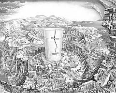 Выставка Ивана Языкова «Страна одноразовых вещей»