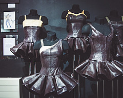 Выставка «Импресарио.Траектория танца». Сергей Данилян