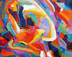 Выставки Владимира Гурьянова «Жизнь в цвете»