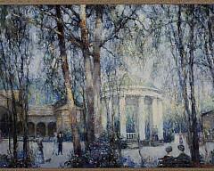 Выставка Анатолия Филимонова «Волшебный художник»