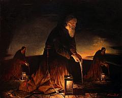 Выставка живописи и графики Ивана Покидышева  «Тень и свет»