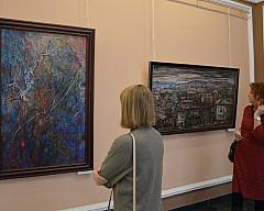 Экскурсия по выставке «Дорога за горизонт»