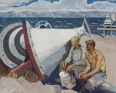 Выставка «Байкальские жители»