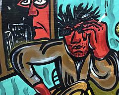 Выставка живописи Дмитрия Шурова и Тиграна Костаняна «ЮДОЛИ ЛЯ» 18+